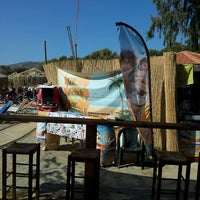 Photo taken at G&K Beach Bar by Angelos D. on 8/18/2013