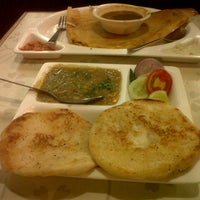 Photo taken at Vasuki Restaurant by Pranami G. on 11/13/2012