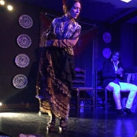 Foto tomada en Tablao Flamenco Cafetín La Quimera por Timi R. el 7/31/2016