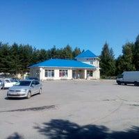 Photo taken at Северный Тракт by Алексей Н. on 7/24/2014
