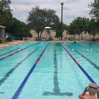 Photo taken at Big Stacy Pool by Nicole S. on 4/19/2014