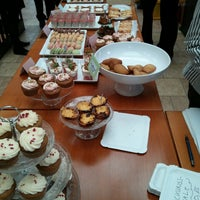 Photo taken at 4th Gourmandise Pop-up Bakery by Jennifer H. on 6/2/2013