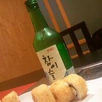 Foto tomada en Kaori Sushi Bar por Victor Antonio P. el 1/17/2013