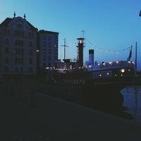 8/29/2013 tarihinde Jasse K.ziyaretçi tarafından Lightship Relandersgrund'de çekilen fotoğraf