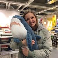 Photo taken at IKEA by Daria B. on 11/18/2017