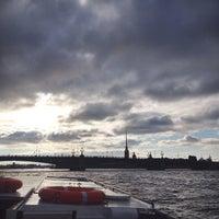 Photo taken at Neva Cruise by Daria B. on 8/31/2014