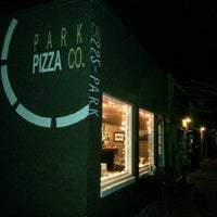 Photo taken at Park Pizza Co. by Erik B. on 12/30/2012