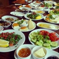 Photo taken at Piraye Taş Plak Meyhanesi by İdil (. on 2/17/2013