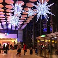 Photo taken at Heathrow Airport Terminals 1, 2 & 3 London Underground Station by Dr.Anna on 1/6/2013