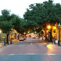Photo taken at Downtown Frederick by Mike Y. on 6/8/2013