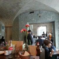 Photo taken at Café Tati by ş ö. on 3/10/2013