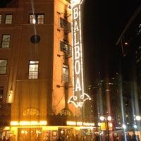 Снимок сделан в The Balboa Theatre пользователем Meredith C. 11/6/2013