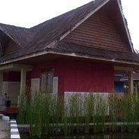 Photo taken at Taman Air Sabda Alam Hotel & Resort by hardy 杨. on 10/22/2012