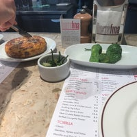 Photo taken at Barrafina by Emel Ç. on 8/9/2017