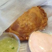 Photo taken at Lito's Empanadas by Ashley R. on 4/5/2013