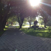 Photo taken at Universidad Iberoamericana by Jose R. on 10/6/2012