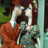 Снимок сделан в Музей кукол пользователем Евгений П. 11/24/2012