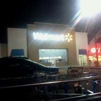 Photo taken at Walmart by Dave S. on 11/3/2012