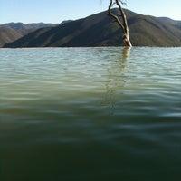 Photo taken at Hierve el Agua by Edmundo G. on 12/28/2012