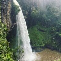 Photo taken at Bridal Veil Falls by Jana G. on 3/30/2017