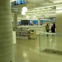 Photo taken at Central Branch Hamilton Public Library by TheAinzlee on 1/28/2013