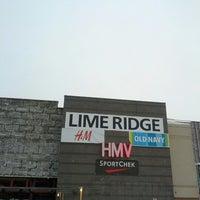Photo taken at Lime Ridge Mall by TheAinzlee on 12/28/2012