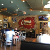 Photo taken at Raising Cane's by Cindy S. on 7/8/2014