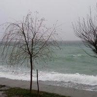 Photo taken at Gönülbahçesi by Ömür K. on 1/17/2016