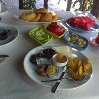 Photo taken at Tekin Otel Bozcaada by Ömür K. on 8/30/2014