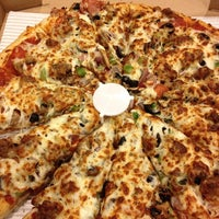 Photo taken at Brizio's Pizza by Scott E. on 1/5/2014