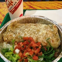 Photo taken at Cafe Rio Mexican Grill by Scott E. on 2/10/2013