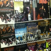 Photo taken at Capital Comics by SHAR H. on 11/24/2012
