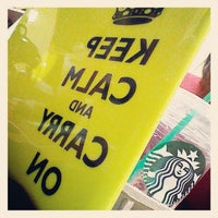 Photo taken at Starbucks by Hannah K. on 9/17/2012