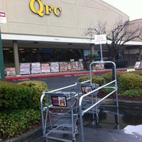 Photo taken at QFC by Hector D. on 11/18/2012