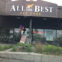 Photo taken at All The Best Pet Care by Hector D. on 5/17/2013