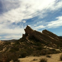 Photo taken at Vasquez Rocks Park by Brad B. on 2/16/2013