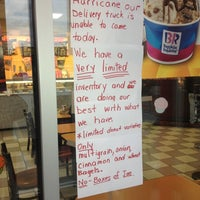 Photo taken at Dunkin Donuts by Junior S. on 11/2/2012