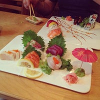 Photo taken at Wasabi Japanese Restaurant by Priscila D. on 8/6/2013