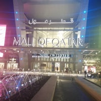Photo taken at Mall of Qatar by Ayşe Y. on 9/19/2018