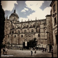 Photo prise au Catedral de Salamanca par Moisés G. le7/27/2013