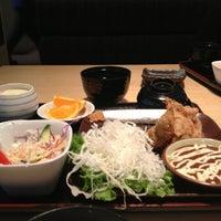 Photo taken at Sushi Zento by Elaine Y. on 1/6/2013