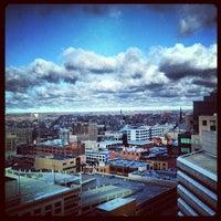 Photo taken at Hyatt Regency Buffalo / Hotel and Conference Center by Kasey on 11/24/2012