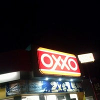 Photo taken at Oxxo by Abi B. on 10/21/2012