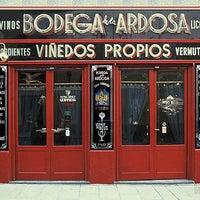 Photo taken at Bodega La Ardosa by Alberto C. on 8/30/2012