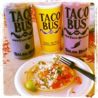 Photo taken at Taco Bus by GoodEats M. on 2/27/2013