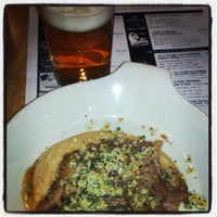 Photo taken at Bad Bean Baja Grille & Cantina by GoodEats M. on 3/16/2013