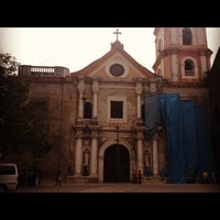 Photo prise au San Agustin Church par Jazzie C. le11/28/2012