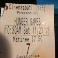 Photo taken at Regal Cinemas South 10 by J.P. B. on 11/23/2013