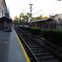 Foto tomada en Estación San Isidro [Línea Tren de la Costa] por Luis Alejandro P. el 3/29/2013