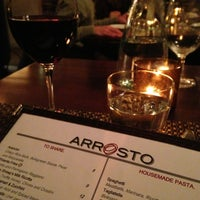 Photo taken at Arrosto by Barb on 1/10/2013